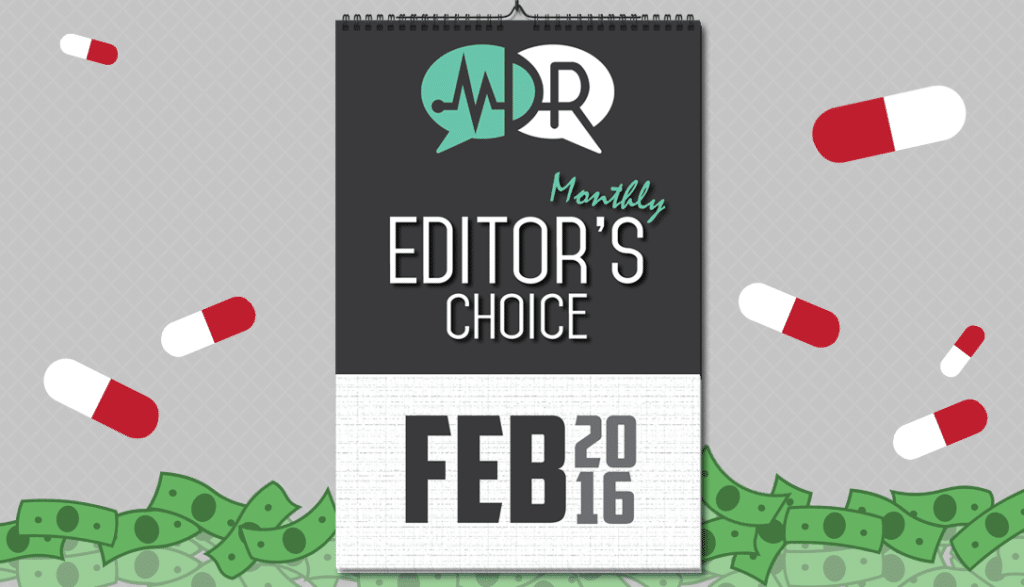 Promising Shifts in Healthcare Pricing | February Editor's Choice
