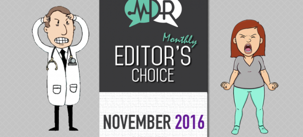Reevaluating the Doctor-Patient Relationship | November Editor's Choice