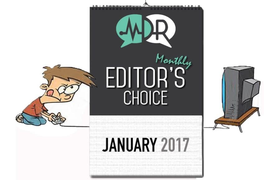 The Virtual Reality of Modern Healthcare | January's Editor's Choice